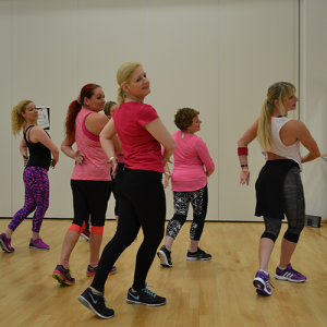 Fitsteps class in Stoke-on-Trent