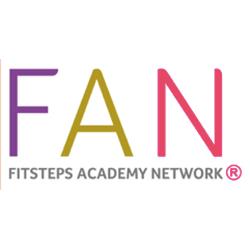 Fitsteps Academy Network logo