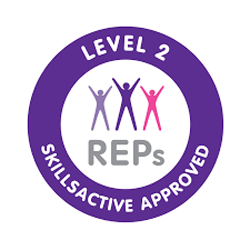Level 2 REP logo