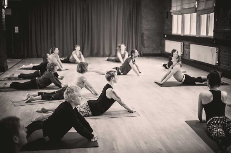Classes starting wk 13th November :)
