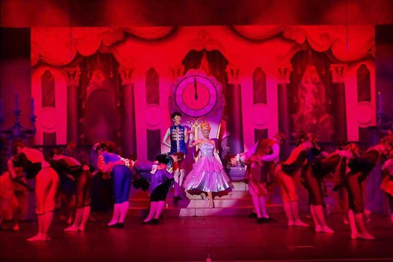 Cinderella Ballroom Scene - Gatehouse Theatre