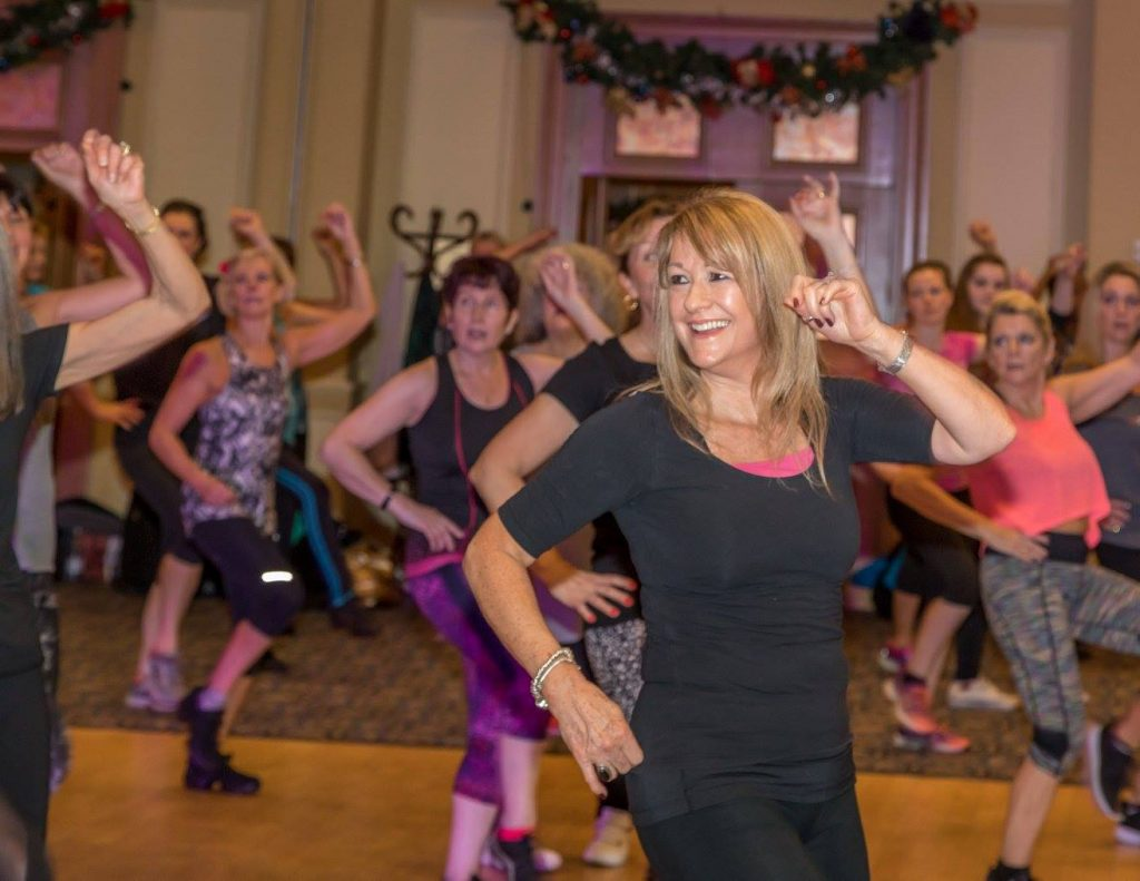 Fitsteps with Aby Kate