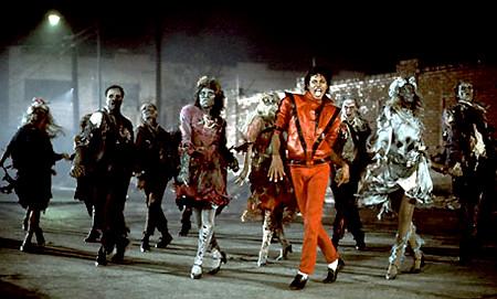 Thriller Wedding Dance