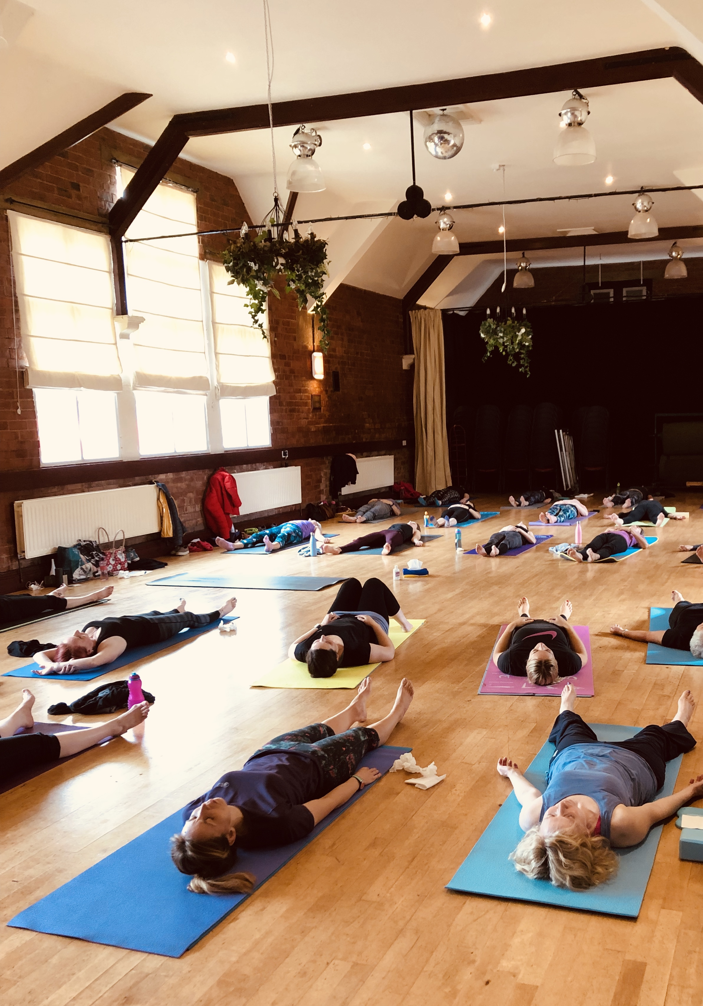 Next Yoga Escape 25th August 2019 …